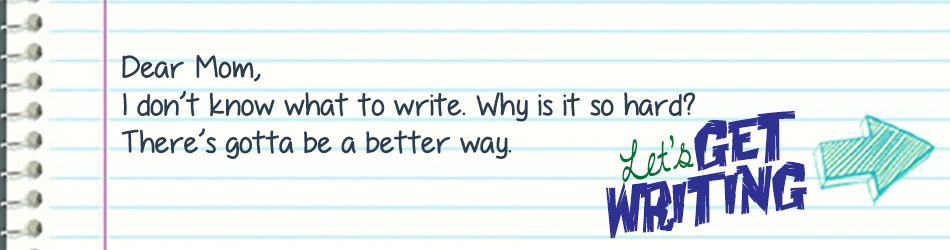 There's got to be a better way. Writing Curriculum